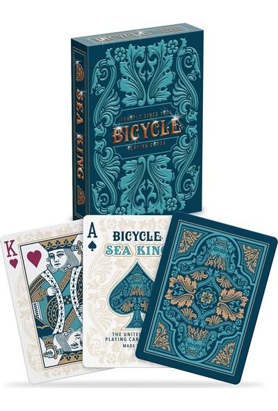Bicycle Sea King Koleksiyonluk Oyun Kartları Destesi