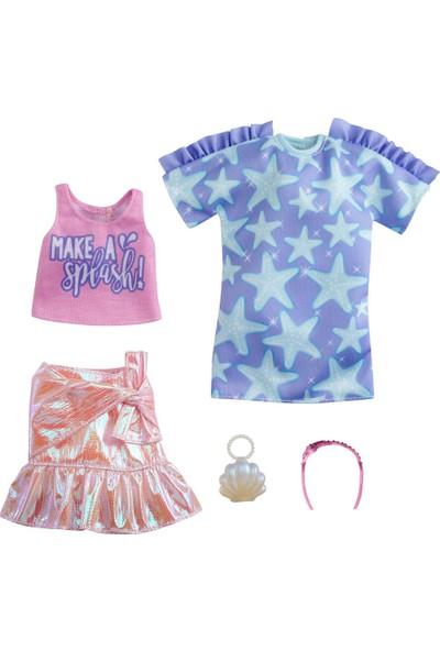 Barbienin Kıyafet Koleksiyonu 2li Paketler GWF04-GRC88