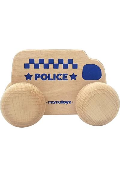 Mamatoyz Ahşap Oyuncak Araba Kamyon Otobüs Itfaiye Ambulans