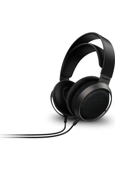 Philips Fidelio X3 Kablolu Kulak Üstü Kulaklık (Hi-Res) Siyah