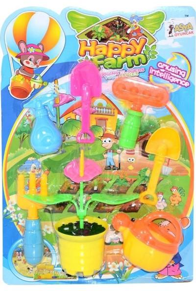 Asya Oyuncak Bahçıvan Seti 8054