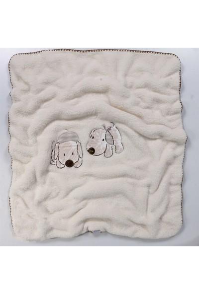 Bi Baby Velsoft Lüx Çift Katlı Kışlık Battaniye 1455