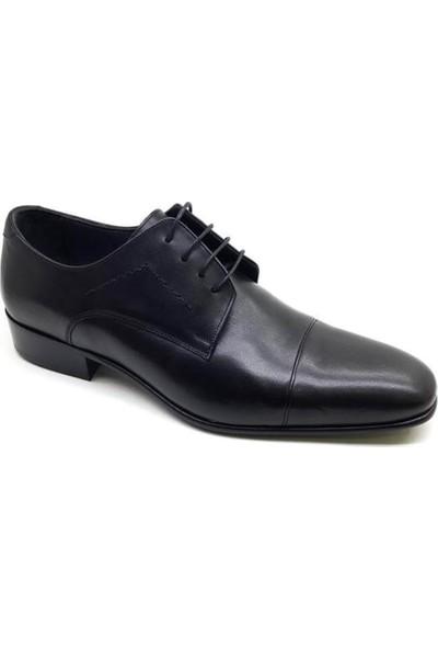 Oskar 213 Oskar Kösele Erkek Ayakkabı-Siyah