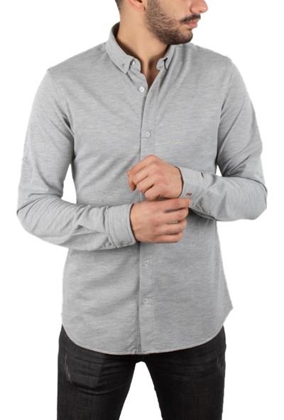 Qwerty Gömlek Örme