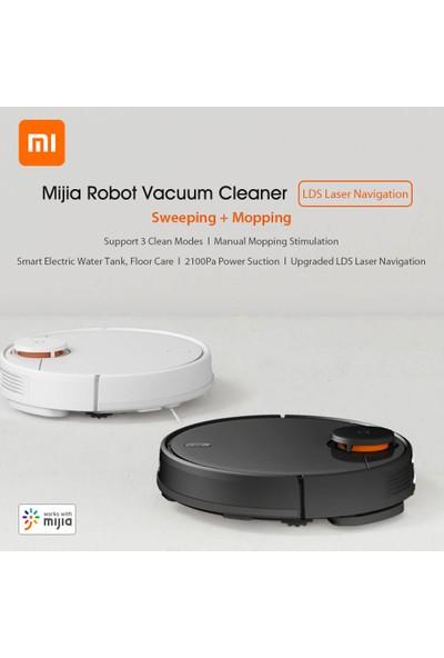 Xiaomi Mijia Robot Süpürge STYJ02YM Süpürme 2100PA (Yurt Dışından)