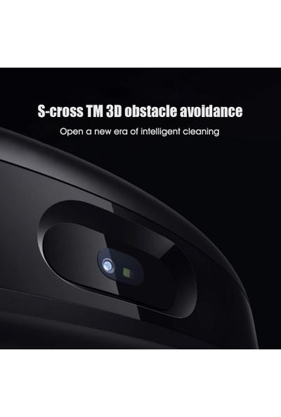Xiaomi Mijia Süpürme Robotu Süpürge 1t S-Cross 3D (Yurt Dışından)