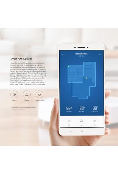 Xiaomi Mijia Akıllı Süpürge Ev Toz Toplayıcı Robot (Yurt Dışından)