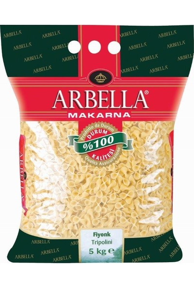 Arbella Fiyonk Makarna 5 kg