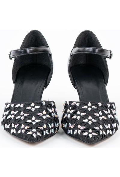 Lonar 20Y 323 Stiletto Siyah