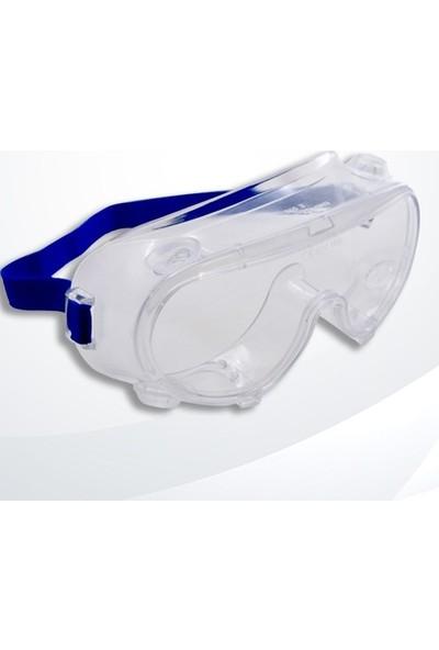 Energy Safety E555 Unıversal Koruyucu Gözlük 6'lı Set