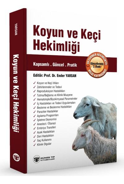 Koyun ve Keçi Hekimliği - Ender Yarsan