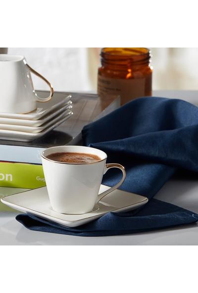 Karaca Osra 6 Kişilik Kahve Fincan Takımı