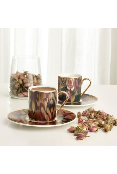 Emsan Bomonti 6 Kişilik Kahve Fincan Takımı