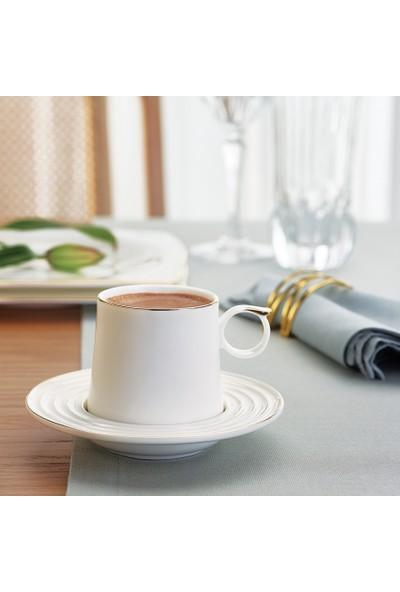 Karaca Tiryaki Gold 2 Kişilik Double Kahve Fincan Takımı