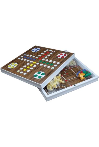 Dampigo Beşli Oyun Seti Beyaz DMP-YG111