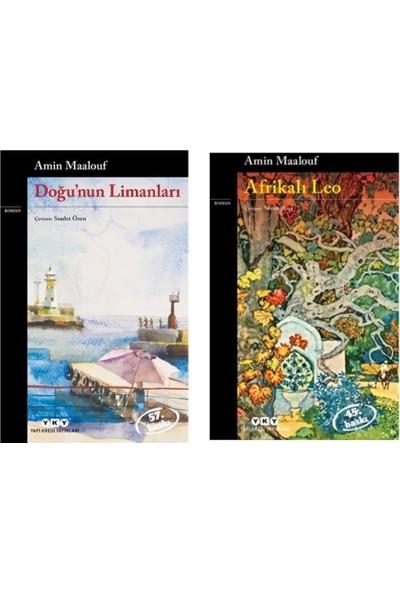Yapı Kredi Yayınları Afrikalı Leo - Doğunun Limanları | Amin Maalouf