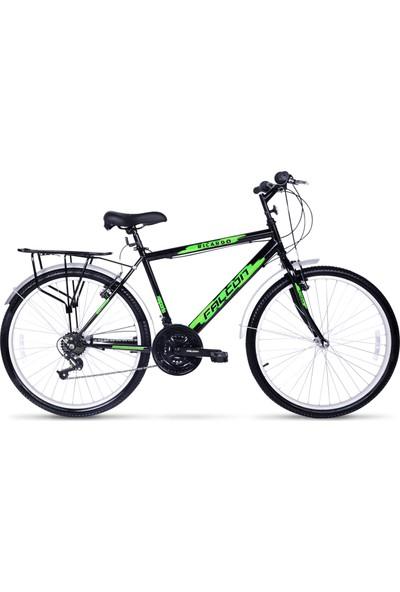 Falcon Ricardo Lüx 26 Jant Bisiklet Siyah Yeşil