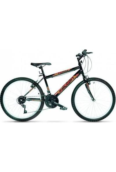 Falcon Ricardo Spor 24 Jant Bisiklet Siyah Turuncu