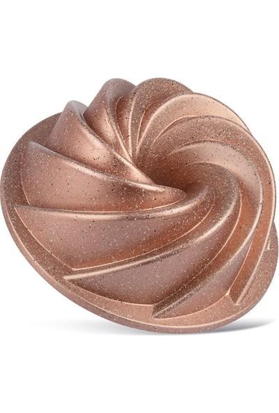 Biev Astorıa Döküm Kek Kalıbı Rose Gold 26 cm