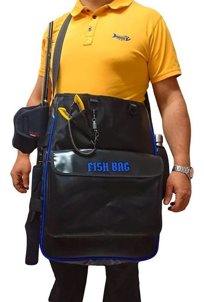 Melafish Fish Bag Balık Çantası