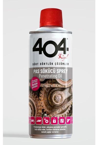 404 Sterıax Pas Sökücü Sprey 200 ml x 2