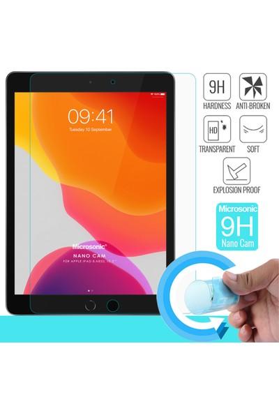Microsonic Apple iPad 10.2'' 8. Nesil (A2270-A2428-A2429-A2430) Nano Glass Cam Ekran Koruyucu