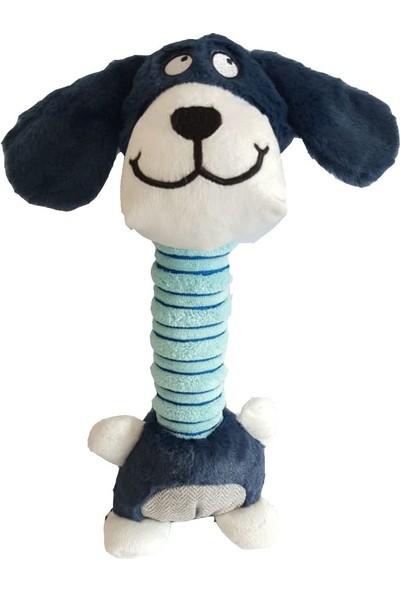 Mixpet Köpek Figürlü Peluş Sesli Köpek Oyuncağı 35 cm