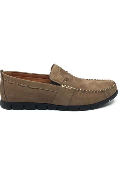 Luis Figo Deri Rahat Günlük Saraçlı Erkek Ayakkabı 45-48
