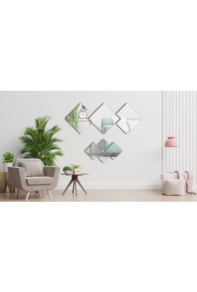 DGN Reklam Dekoratif Pleksi Kare Aynalar