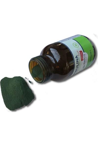 Algophyco Spirulina Toz 120GR Antioksidan, %67 Proteinli Bitkisel Besin