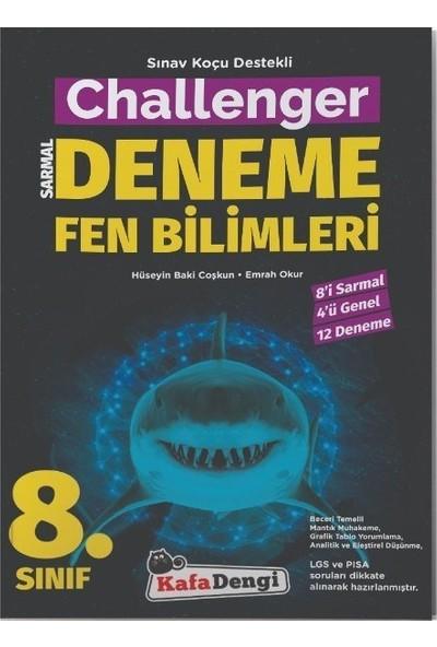 Kafa Dengi Yayınları 8. Sınıf Challenger Fen Bilimleri 12'li Deneme