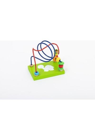 Capioz Ahşap 3'lü Oyuncak Seti Mini Koordinasyon + Abaküs + Ksilofon