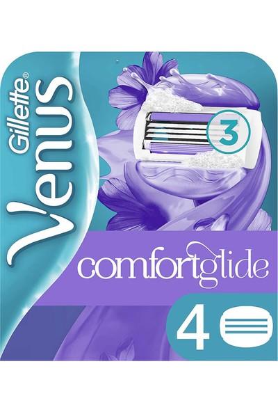 Gillette Venus Breeze 4'lü Yedek Kadın Tıraş Bıçağı