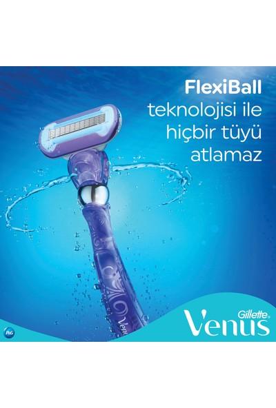 Gillette Venus Swirl Kadın Tıraş Makinesi