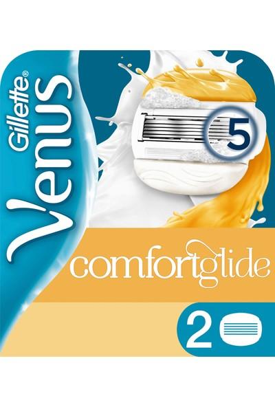 Venus Comfortglide Olay Yedek Kadın Tıraş Bıçağı 2'li