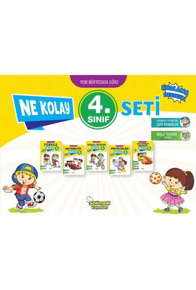 Selimer Yayınları Ne Kolay 4. Sınıf Set