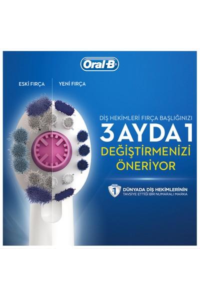 Oral-B Pro 750 Pembe Şarj Edilebilir Seyahat Kabı Hediyeli Diş Fırçası