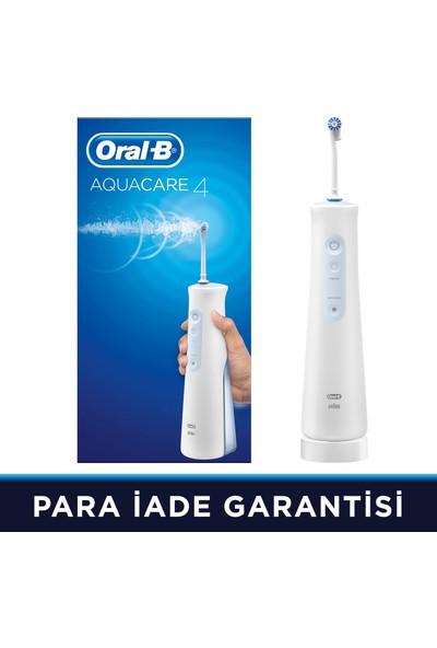 Oral-B Aquacare Oxyjet Sarj Edilebilir Ağız Duşu