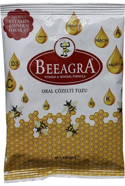Sezer Arıcılık Beeagra Arı Oral Çözelti Tozu (10 Paket)