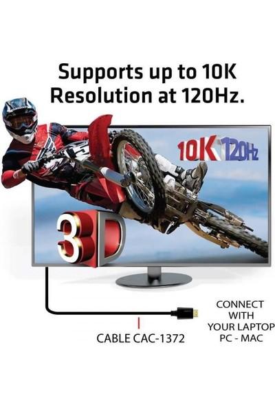 Club 3D CLUB3D CAC-1372 Gaming HDMI Kablo 2.1 4K 60HZ 2 Metre