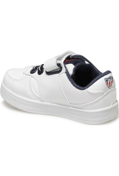 U.S. Polo Assn. Cameron 1fx 100909775 White - U.s. Polo Assn. - Beyaz - 23