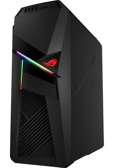 Asus GL12CM-TR006T Intel Core i7 8700K 16GTB 1TB + 256GB SSD GTX 1070 Windows 10 Home Masaüstü Bilgisayar