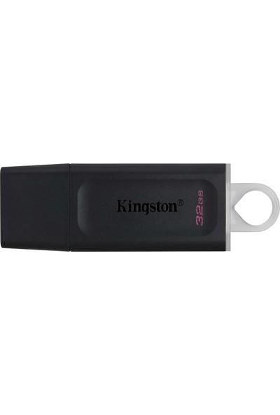Kingston 32GB USB 3.2 Exodia Datatraveler Exodia (Black + White)