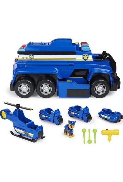 Nickelodeon Paw Patrol Chase'in Nihai Polis Kruvazörü