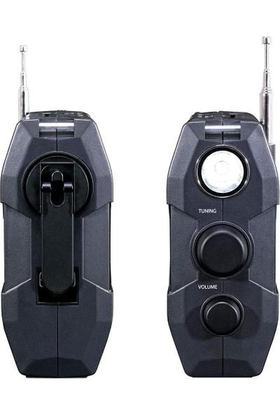 Kaito KA900 Max Voyager Acil Durum Radyosu - Gri