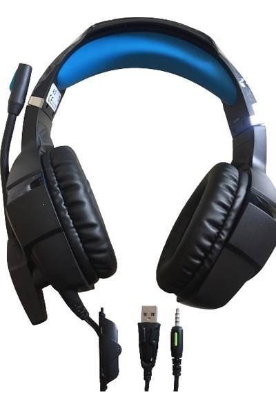 Platoon A2 Mikrofonlu Gaming Kulaküstü Kulaklık