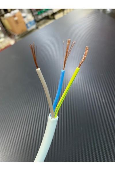 Energie Haktel Ms 3x1,5 Ttr Cca Kablo Topraklamalı Lamba Kablosu Seyyar Kablo