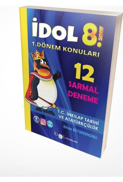 İdol Yayınları 8. Sınıf T.C. İnkılap Tarihi ve Atatürkçülük 12 Sarmal Deneme