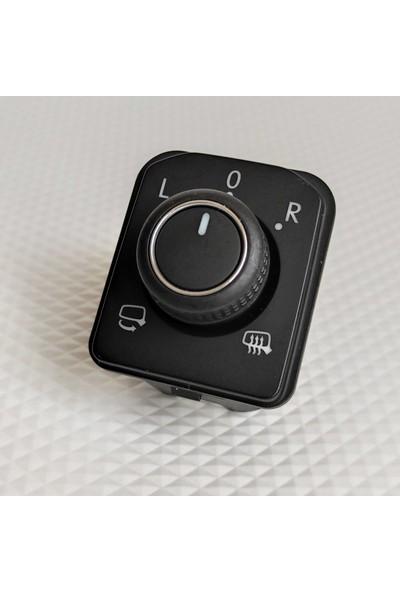 OEM Passat B8 , Arteon Ayna Ayar Düğmesi Katlanabilir 3G0959565
