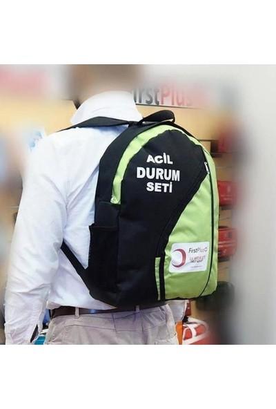 First Plus Firstplus Fp 09.102 Deprem-Afet Ekstra Ilk Yardım Seti/çantası